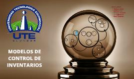 Copy of MODELOS DE CONTROL DE INVENTARIOS
