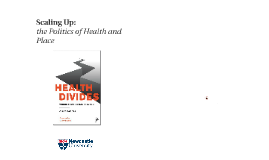 Health Divides: MPH Lecture