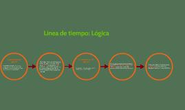 Línea de tiempo: Lógica