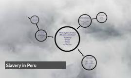 Slavery In Peru