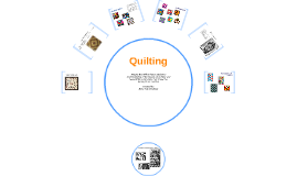 Quilting & tessellations