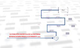 la función logística del transporte de la empresa GERDAU SID