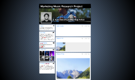 Marketing Music Research Project