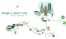 Design a smart city