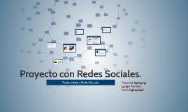Proyecto con Redes Sociales.