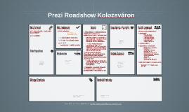 Prezi Roadshow Kolozsváron