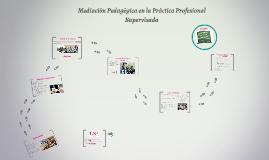 Mediación Pedagógica en la Práctica Professional Supervisada