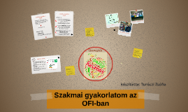 Copy of Szakmai gyakorlatom az OFI-ban