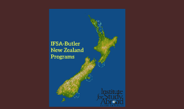 IFSA-Butler New Zealand