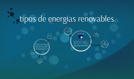 Copy of tipos de energias renovables.