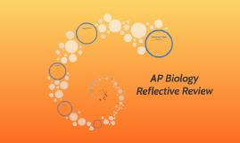 AP Biology Reflective Review