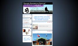 """Escuela Teresiana en Pastoral"""