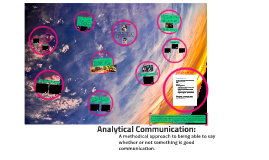 Analytical Communication