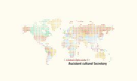 Asisstant cultural Secretary