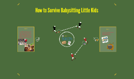 How to Survive Babysitting Little Kids