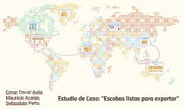 Estudio de Caso: Escobas listas para exportar