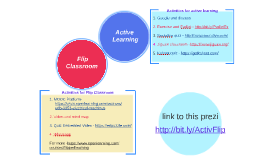 Active Learning & Flip Classroom
