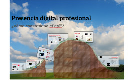 Presencia digital profesional