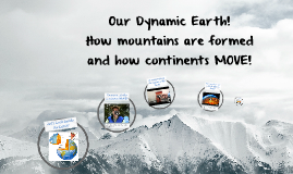 Our Dynamic Earth--In-Class