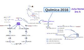 Química 2016