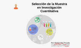 Selección de la muestra en Investigación Cuantitativa