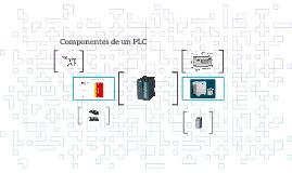 Componentes de un PLC