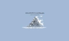 2016 STATE VASE