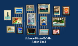 Science Photo Exhibit