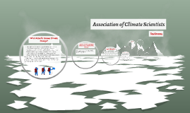 Association of Climate Scientists