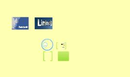 Facebook y LinkedIn