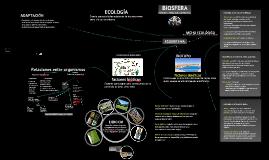 ECOLOGIA Y MEDIO