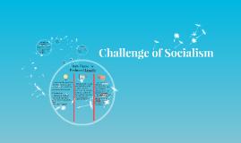 Challenge of Socialism
