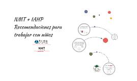 IAHP + NMT Recomendaciones (Español)