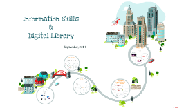 Information Skills and Digital Library