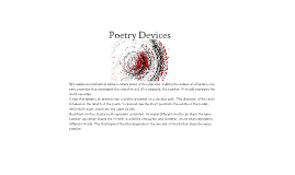 Intro to Poetry devices