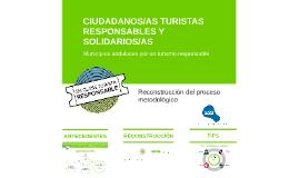 ECTR: Reconstrucción proceso metodológico