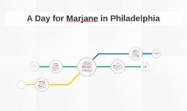 A Day for Marjane in Philadelphia