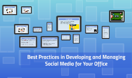 SUNYCDO: Best Practices in Developing and Managing Social Media for Your Office