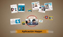 Aplicación Happn
