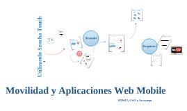 Movilidad y aplicaciones Web Mobile, Enfoque no nativo - FIT 2011