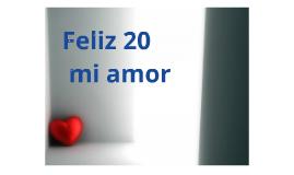 20 de Marzo