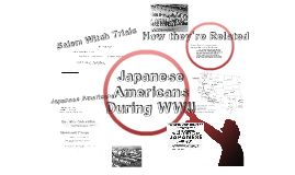 Japanese Americans During World War Two