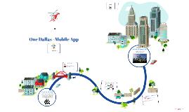 Copy of One Dallas - Mobile App