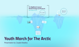 Youth March for The Arctic