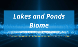 Lakes and Ponds Biome