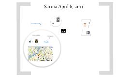 Sarnia Prison Bible