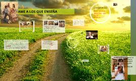 Copy of Enseñar a la manera del Salvador