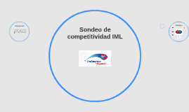 Sondeo de competitividad IML