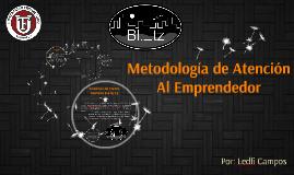 Copy of Metodología de Atencion al Emprendedor