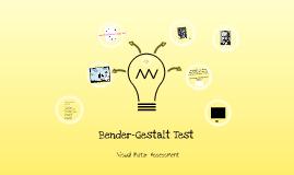Bender Visual Motor Gestalt Test By Beth Howard On Prezi